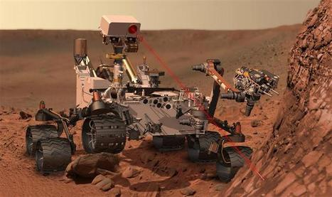 Curiosity to probe whether Mars was life-friendly in the past | Amazing Science | Scoop.it