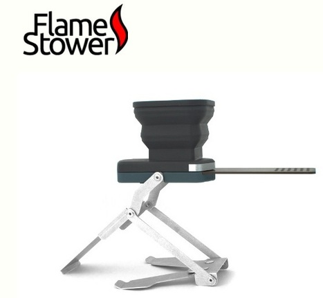 FlameStower - Overview | Gadgets for Fitness | Scoop.it
