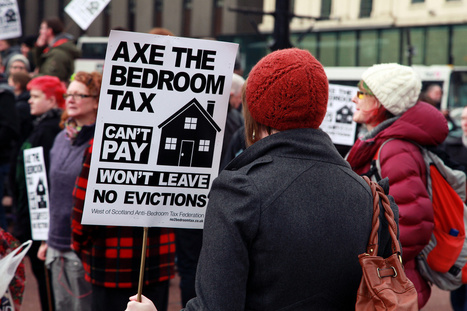 'Bedroom Tax' Bleeding Councils Dry As More Than 200,000 Desperate Families Plead For Rent Aid | SocialAction2014 | Scoop.it