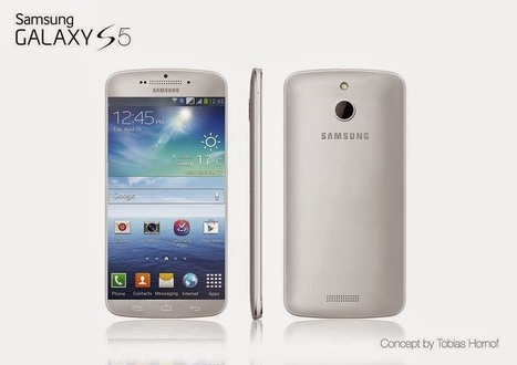 Nouveautés smartphones: Sortie samsung galaxy s5 | Minisuit | Scoop.it