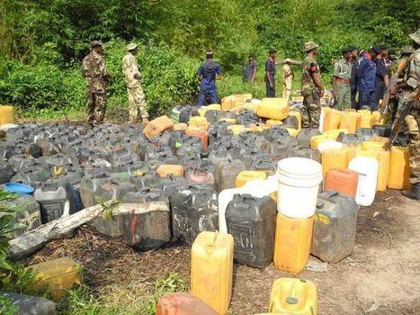 Security arrests 28 pipeline vandals in Ogun - Premium Times (press release) | SecureOil | Scoop.it
