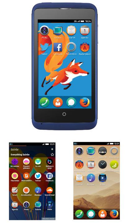 Le ZTE Open C sous Firefox OS est disponible en France - France Mobiles | netnavig | Scoop.it