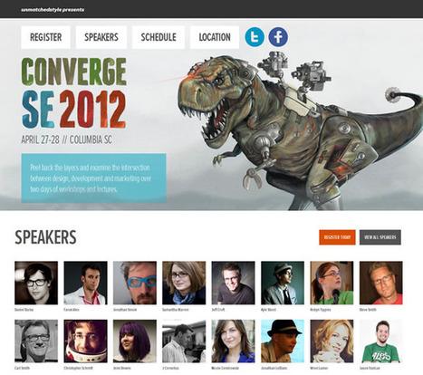 Weekly Web Design and Development Inspiration – N.127 | Design Revolution | Scoop.it