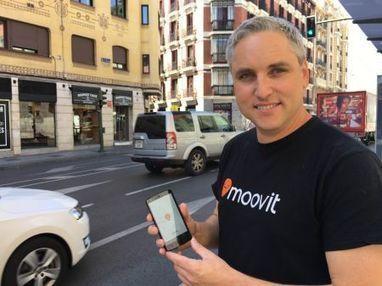#Startup, @moovit «Il segreto del successo? Guardare all'estero dal primo giorno» | ALBERTO CORRERA - QUADRI E DIRIGENTI TURISMO IN ITALIA | Scoop.it