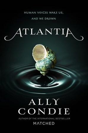 """Divulgada capa de """"Atlantia"""", novo livro de Ally Condie, autora de """"Destino"""" - o-livreiro.com   Ficção científica literária   Scoop.it"""