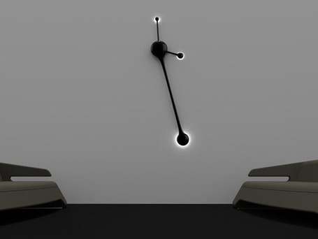 Pendulum Wall Clock by Nuno Teixeira | Art, Design & Technology | Scoop.it