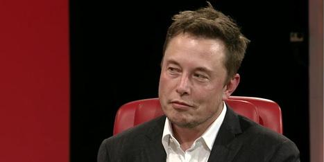 IA despotique, démocratie directe sur Mars, cyborgs… les craintes et espoirs d'Elon Musk - Sciences - Numerama | Post-Sapiens, les êtres technologiques | Scoop.it