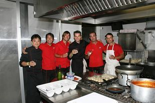 Very Special Lunch at Alstare Hospitality Unit | Silverstone Photo Gallery | Ductalk Ducati News | Scoop.it