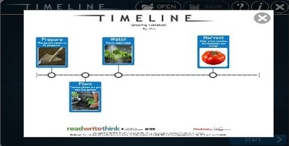 Terrific Timeline Creation Tool for Students (Works on Chromebooks Too) | Online Teacher Underground | Scoop.it