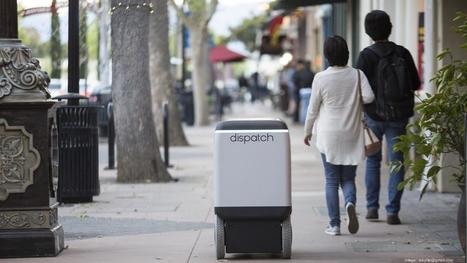 South San Francisco-based Dispatch raises $2 million - Silicon Valley Business Journal | The Robot Times | Scoop.it