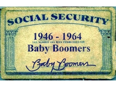 Digital Health Embraces the Boomers | All Things Tech | Scoop.it