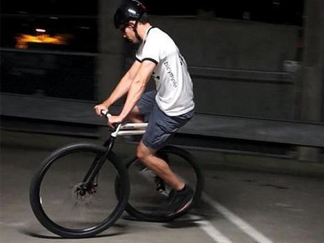 Bicicleta sem corrente quer revolucionar, mas ciclistas criticam | Desenvolvimento Sustentavel | Scoop.it