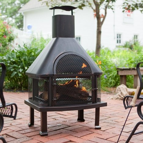 Best Outdoor Fireplace | Best Product Reviews | Scoop.it