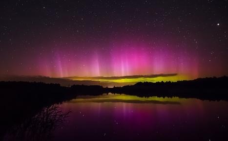 20 août : #aurore boréale visible jusqu'aux pays baltes | Hurtigruten Arctique Antarctique | Scoop.it