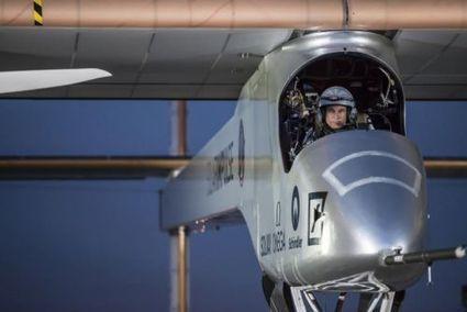 Actualité > Solar Impulse lance son avion solaire dans la traversée ... | Action Durable | Scoop.it