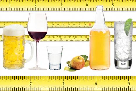 ¿Cuales son las cinco bebidas alcohólicas que más engordan? | REFRÉSCATE LA VIDA | Scoop.it