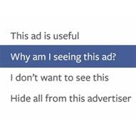 Pour cibler ses pubs, Facebook utilisera votre historique de navigation - Powertrafic | Social Media | Scoop.it
