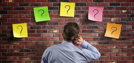 How 7 Simple Questions Can Get You Unstuck | Leading Forward | Scoop.it