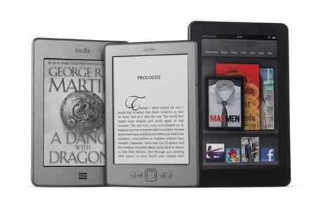 Kindle en boutique : la nouvelle stratégie d'Amazon | EBOOKS | Scoop.it