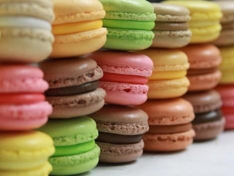 Macarons da Ladurée: Os Originais | Casamenteiras | Entrelaços | Scoop.it