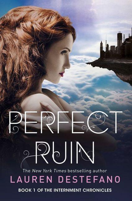 """Revelada capa inglesa de """"Perfect Ruin"""", novo livro de Lauren DeStefano   Ficção científica literária   Scoop.it"""