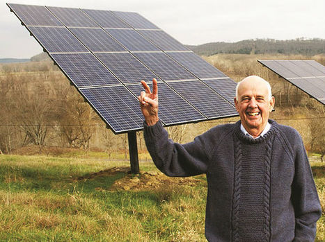 Wendell Berry on Climate Change: To Save the Future, Live in the Present | Farming, Forests, Water & Fishing (No Petroleum Added) | Scoop.it