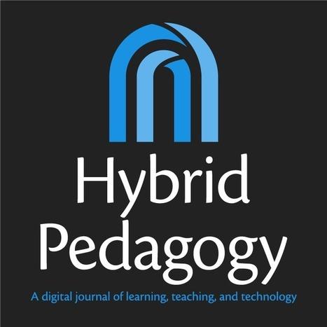 What is Digital Pedagogy? | iEduc | Scoop.it