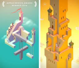 Apple Names Pixelmator and Monument Valley  iPad App and iPad Game of the Year | Ipad apps | Scoop.it