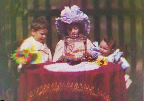 Descubierto un filme en color de 1901, el más antiguo del mundo | CAU | Scoop.it