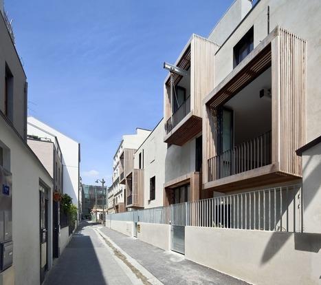 Moussafir: Tetris | Arquitectura: Plurifamiliars | Scoop.it
