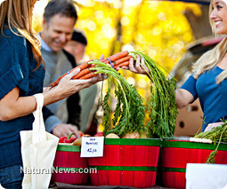 NYC allows doctors to prescribe fresh fruit and vegetables as treatment for obesity; FDA declares veggies 'unapproved drugs' | School Gardens | Scoop.it