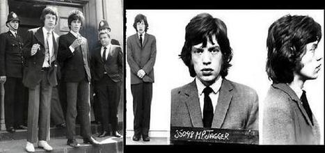Tweet from @AncientPics   Mick Jagger   Scoop.it