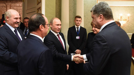 ​The Minsk ceasefire deal, point by point | Global politics | Scoop.it