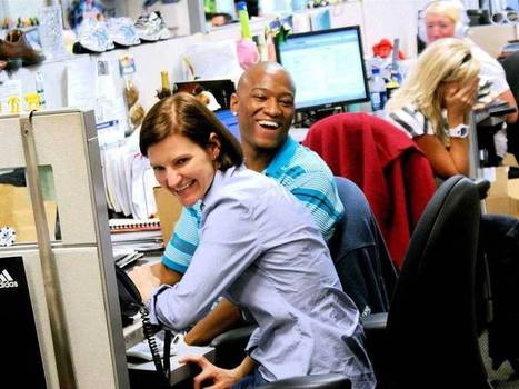 12 Ways To Be Happier At Work In Less Than 10 M... | Knowledge Management, Innovation and Productivity | Scoop.it