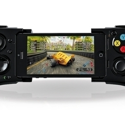 Mobile Controllers: Game On or Dead On Arrival? | Games Market Overview | Scoop.it