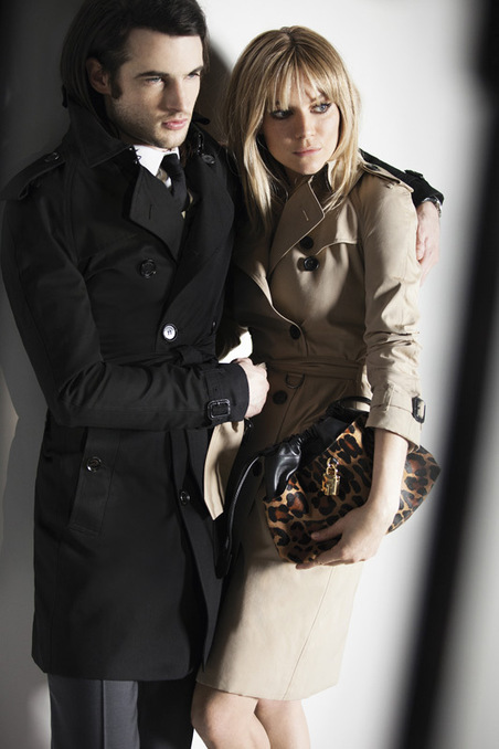 Tom Sturridge and Sienna Miller confirmed as the new faces of Burberry | Additionals | Scoop.it