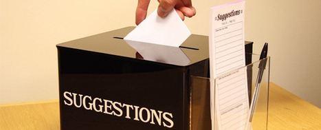Why Is There A Need For A Suggestion Box In The Office? | Office | Scoop.it