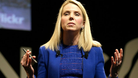 Slump in Advertising Sales Dragged Quarterly Revenue Down at Yahoo | Advertising | Scoop.it