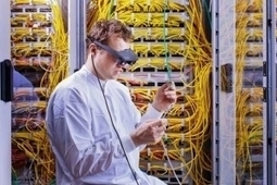 Researchers Create Data Glasses Controlled By Your Eye Movement | New and emerging careers | Scoop.it
