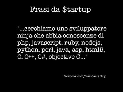 Come non scrivere un annuncio di lavoro per startup | Catchstaff - La tua idea. Il tuo team | Scoop.it