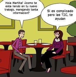 Las ventajas de las TIC | Víctor Hernandez | Scoop.it