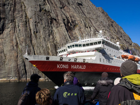 #Hurtigruten lance des voyages culturels sur l'Express Côtier norvégien #Norvège #Grieg | Arctique et Antarctique | Scoop.it