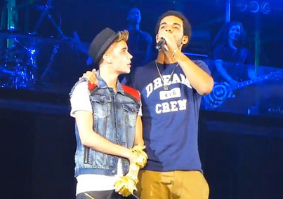 Rap-Up.com    Justin Bieber and Drake Share the Stage in Toronto ...   Music Today   Scoop.it