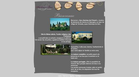chambres d'hotes gers - Charmes du prieuré | Chambres d'hotes gers | Scoop.it