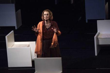 L'affaire Bettencourt, de la cour à la scène   Revue de presse théâtre   Scoop.it