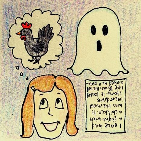 Ghostwriter | Writing in the EFL Classroom | Scoop.it