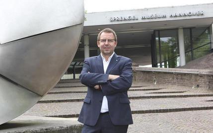 Reinhard Spieler wird Direktor des Sprengel Museums | Kunstgeschichte | Scoop.it