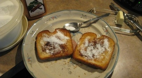 Comfort Food: Cinnamon Toast | Get inspired ! | Scoop.it