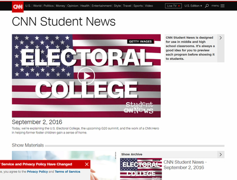 Teaching the 2016 Presidential Election: Top Online Tools | Each One Teach One, Each One Reach One | Scoop.it