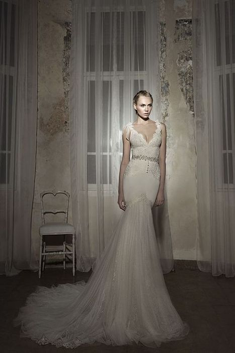 Lihi Hod 2015 Spring Summer Wedding Dresses and Pants - Dresseseveryday   gbridal   Scoop.it